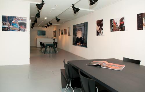Exposeren in galerie