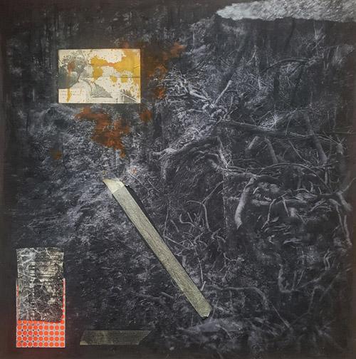 Astrid van Rijn-The point of Balance