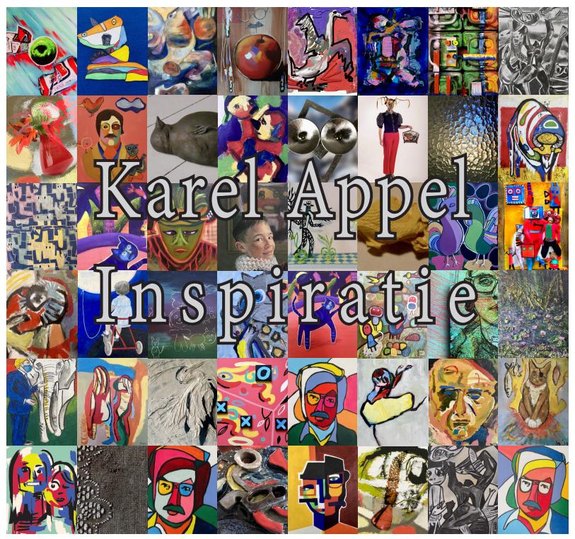 Expo 2021: Karel Appel Inspiratie